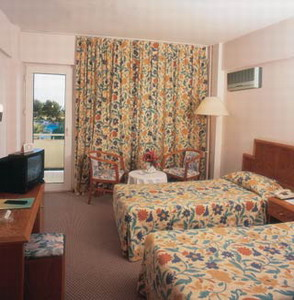 Lycus River Thermal Hotel twin room picture