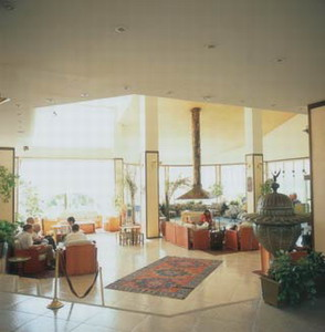 Lycus River Thermal Hotel lobby picture