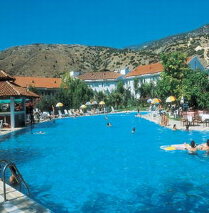 Lycus River Thermal Hotel swimming pool picture