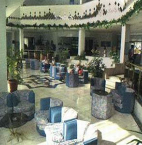 Pam Hotel Pamukkale lobby picture