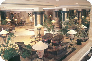 Polat Thermal Hotel Pamukkale lobby picture