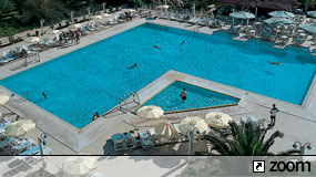 Richmond Thermal Hotel Pamukkale swimming pool picture