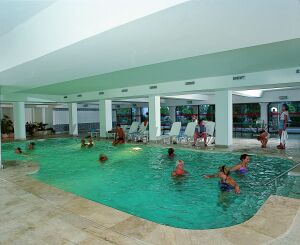 Richmond Spa hotel pamukkale thermal pool picture