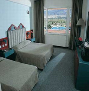 Savanna Thermal Richmond Hotel Pamukkale twin room picture