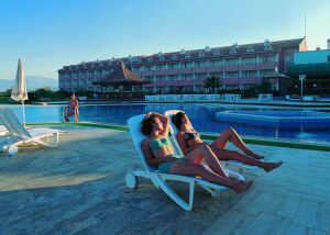 Savanna Thermal Richmond Hotel Pamukkale swimming pool picture